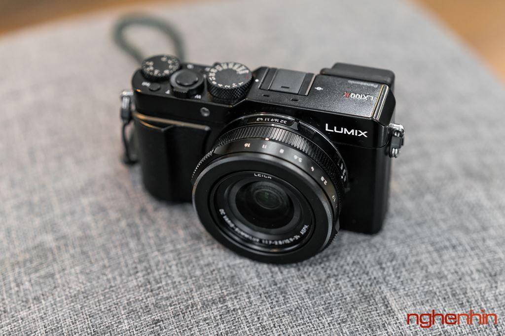 Đập hộp máy ảnh Panasonic Lumix LX100 II: nhỏ gọn nhưng đầy đủ tính năng ảnh 1