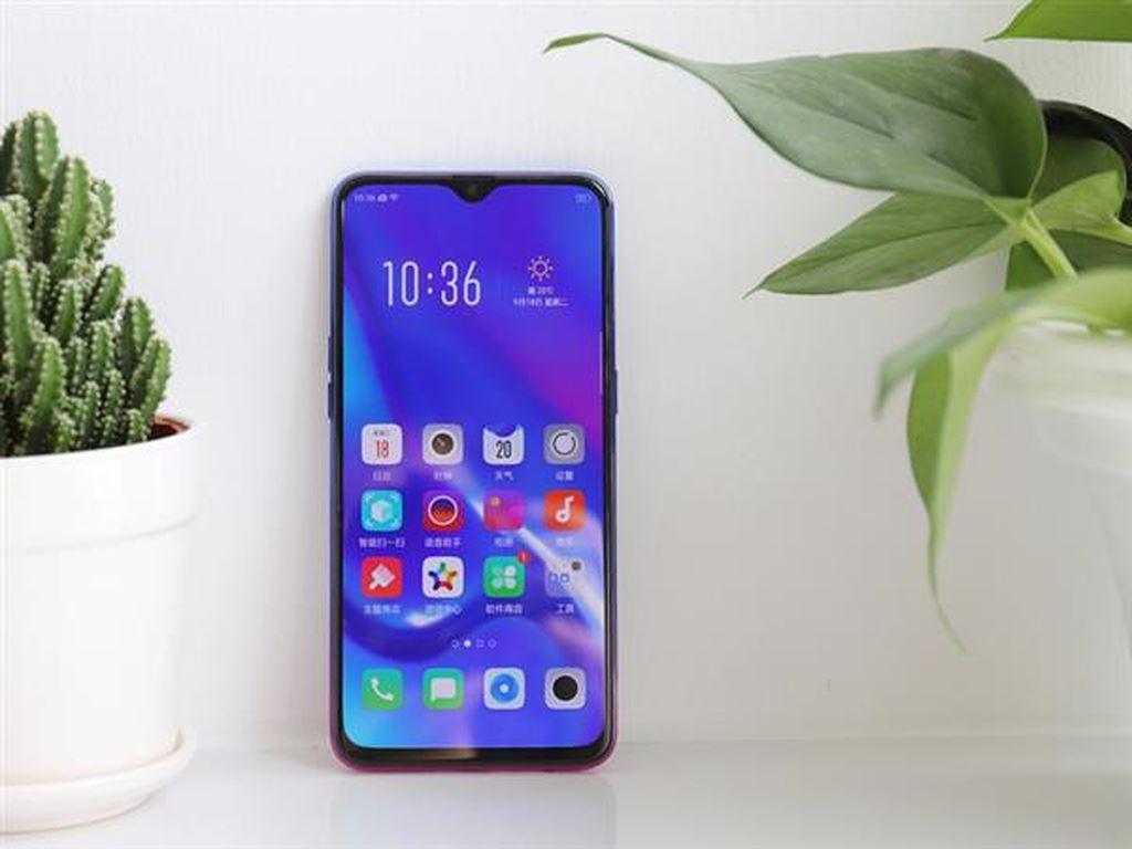 Oppo K1 ra mắt: vân tay dưới màn hình, Snapdragon 660, giá từ 230 USD ảnh 1