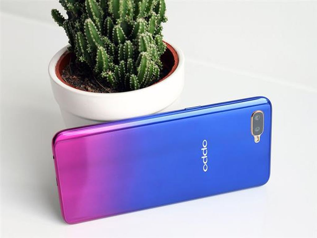Oppo K1 ra mắt: vân tay dưới màn hình, Snapdragon 660, giá từ 230 USD ảnh 2