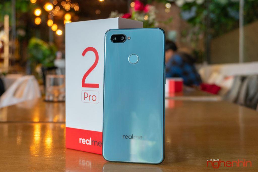 Mở hộp Realme 2 Pro: chip Snapdragon 660, RAM 8GB, ROM 128GB ảnh 4
