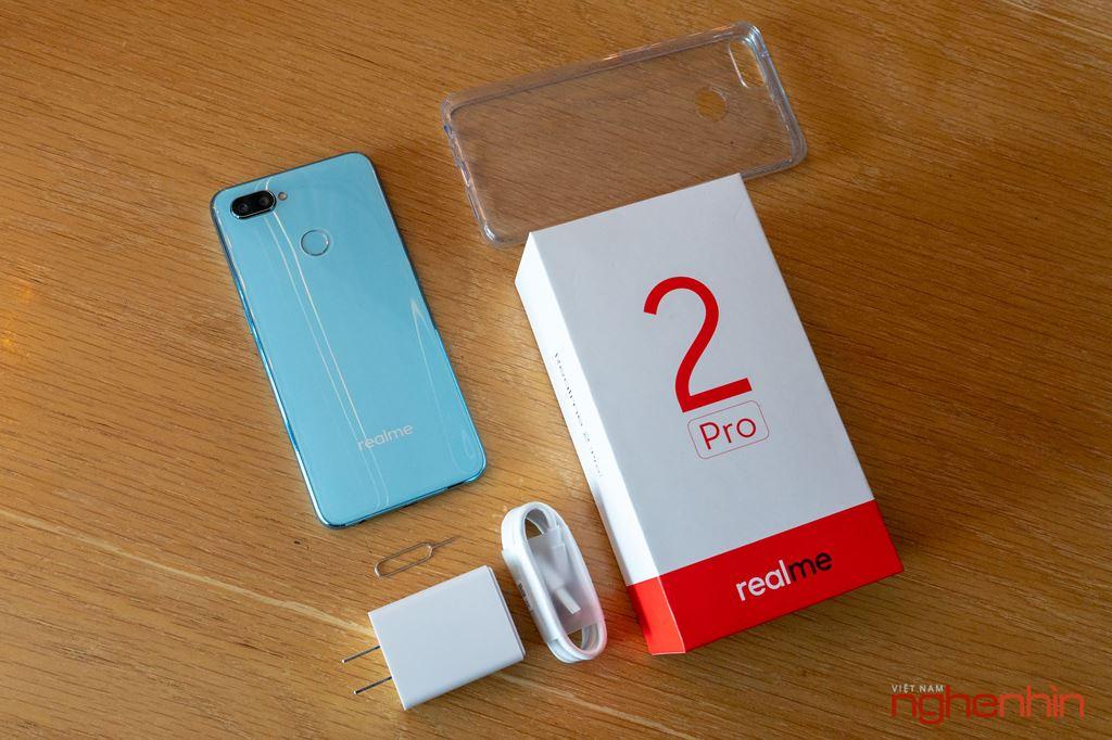 Mở hộp Realme 2 Pro: chip Snapdragon 660, RAM 8GB, ROM 128GB ảnh 1