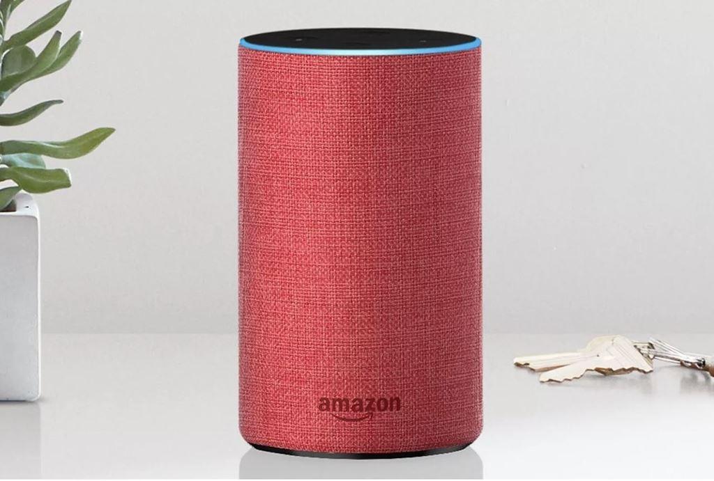Amazon công bố loa thông minh Echo phiên bản đặc biệt (RED) ảnh 1