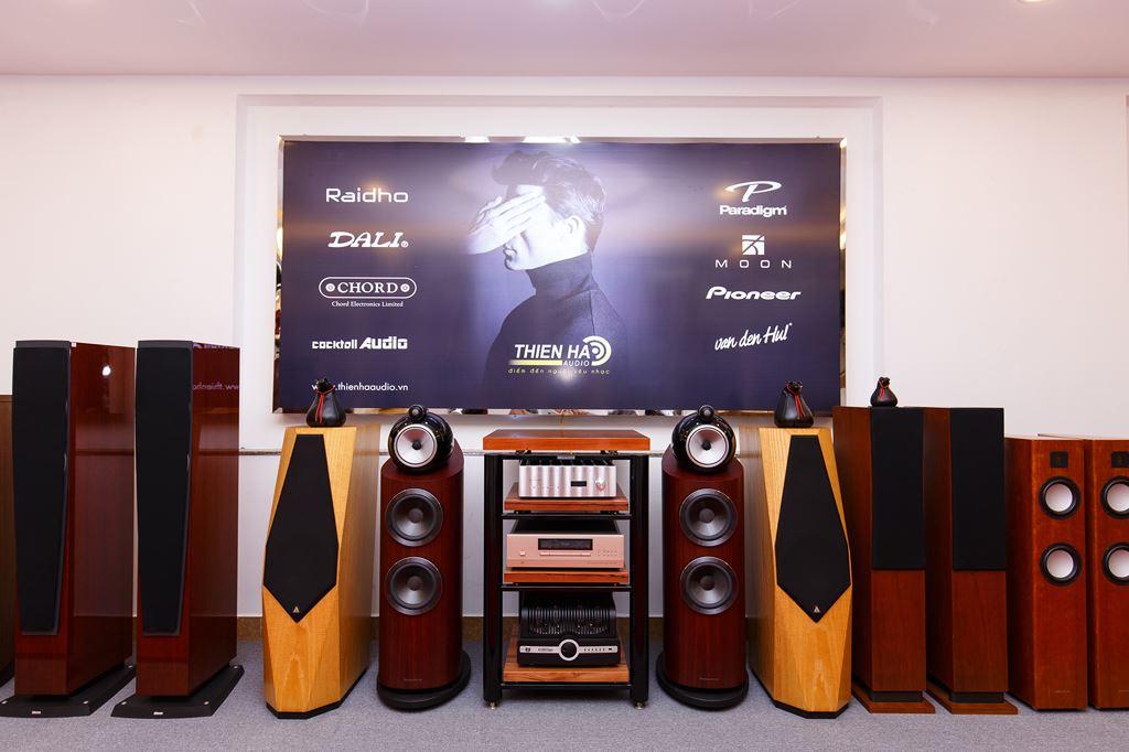 Thiên Hà Audio khai trương showroom hi-end mới tại Hà Nội ảnh 6