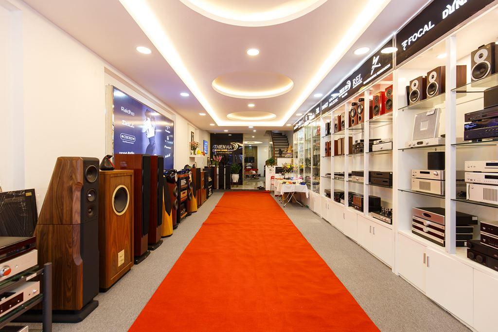 Thiên Hà Audio khai trương showroom hi-end mới tại Hà Nội ảnh 2