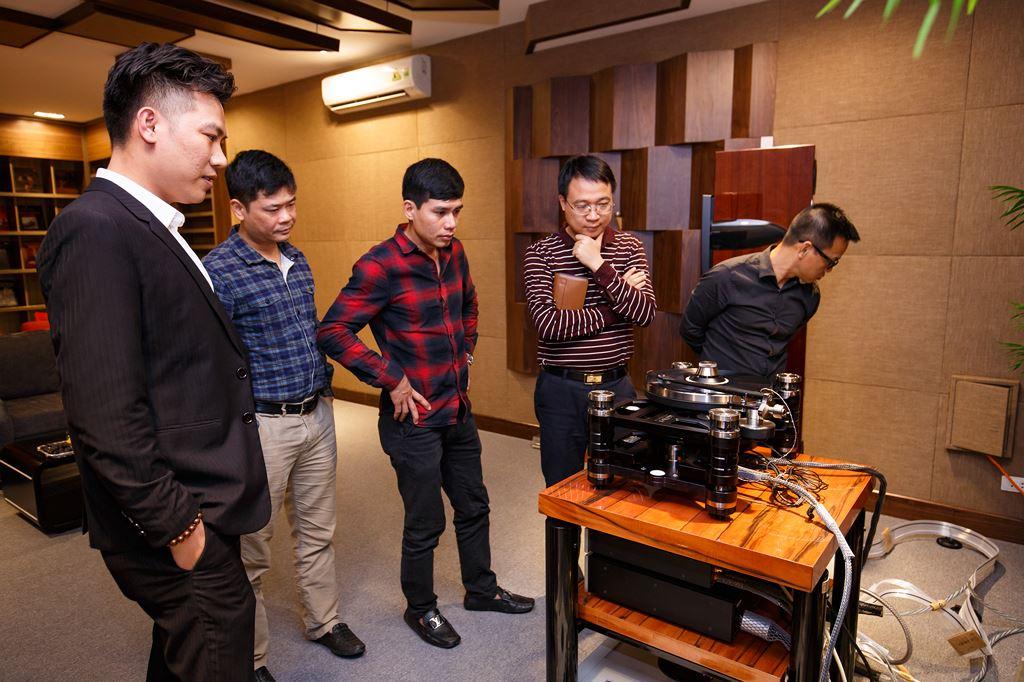 Thiên Hà Audio khai trương showroom hi-end mới tại Hà Nội ảnh 9