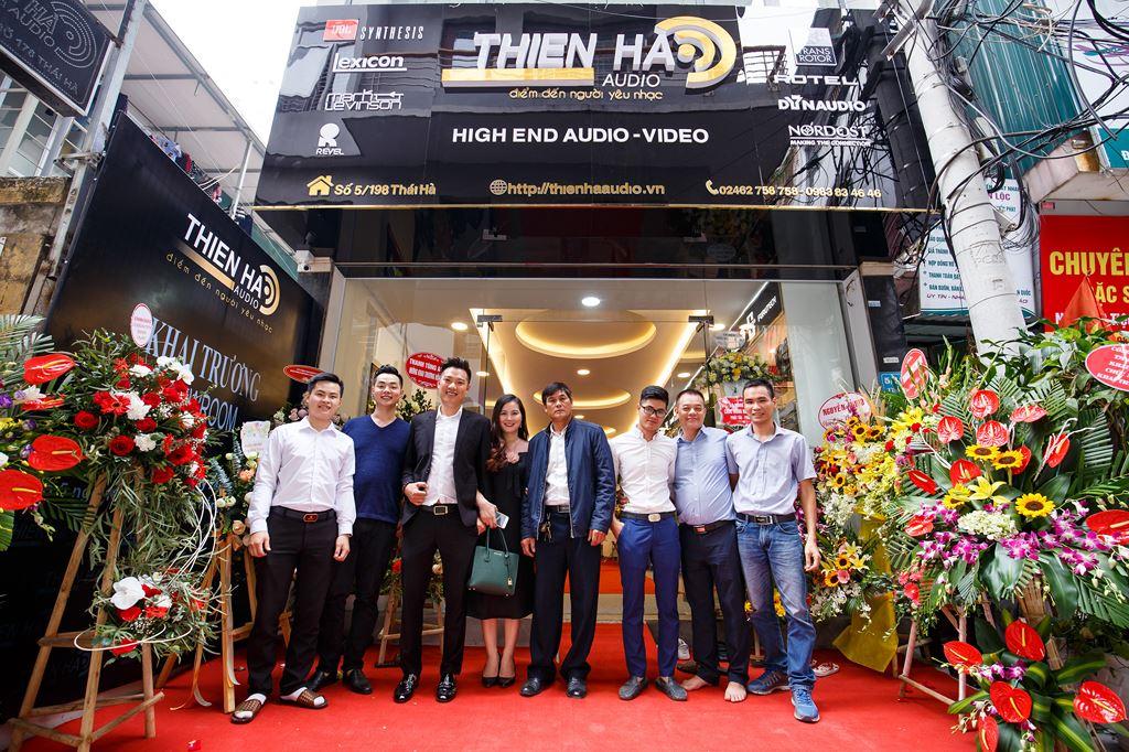 Thiên Hà Audio khai trương showroom hi-end mới tại Hà Nội ảnh 14