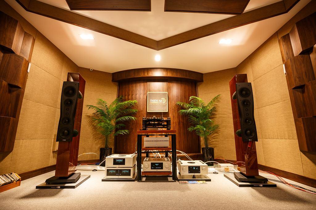 Thiên Hà Audio khai trương showroom hi-end mới tại Hà Nội ảnh 1