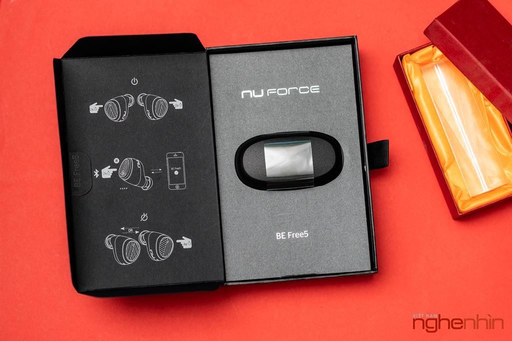 Đánh giá tai nghe true-wireless Nuforce BE Free5: một lựa chọn ăn chắc mặc bền ảnh 2