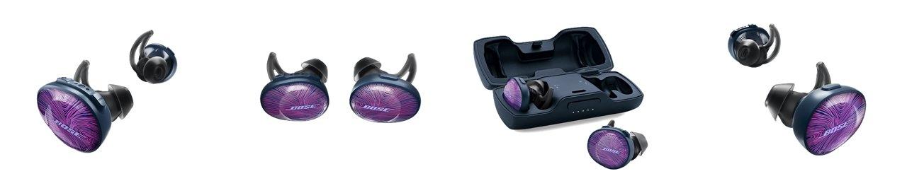 Bose ra mắt phiên bản giới hạn Bose Soundsport Free Ultraviolet, giá 169$