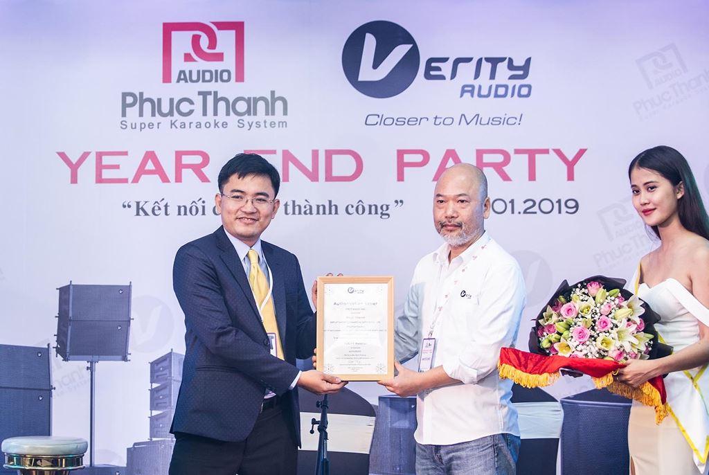 Phúc Thanh Audio phân phối độc quyền thương hiệu loa Verity Audio (Pháp) tại Việt Nam ảnh 2