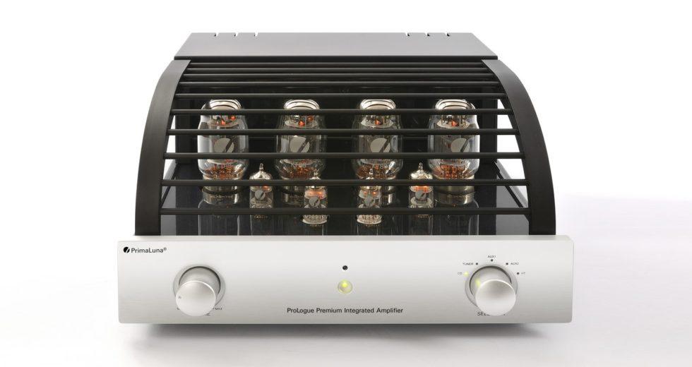 Khuếch đại tín hiệu âm thanh mạnh mẽ đến từ pre ampli PrimaLuna ProLogue Premium