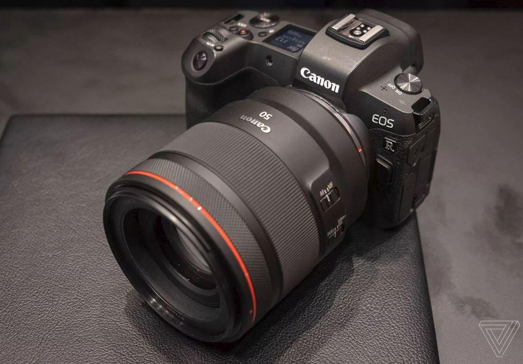Canon xác nhận kế hoạch với máy ảnh Full-frame quay phim 8K ảnh 1