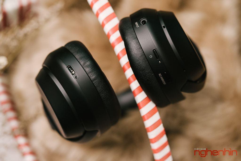 Đánh giá tai nghe không dây Sony WH-1000xm3: chất riêng của Sony ảnh 10