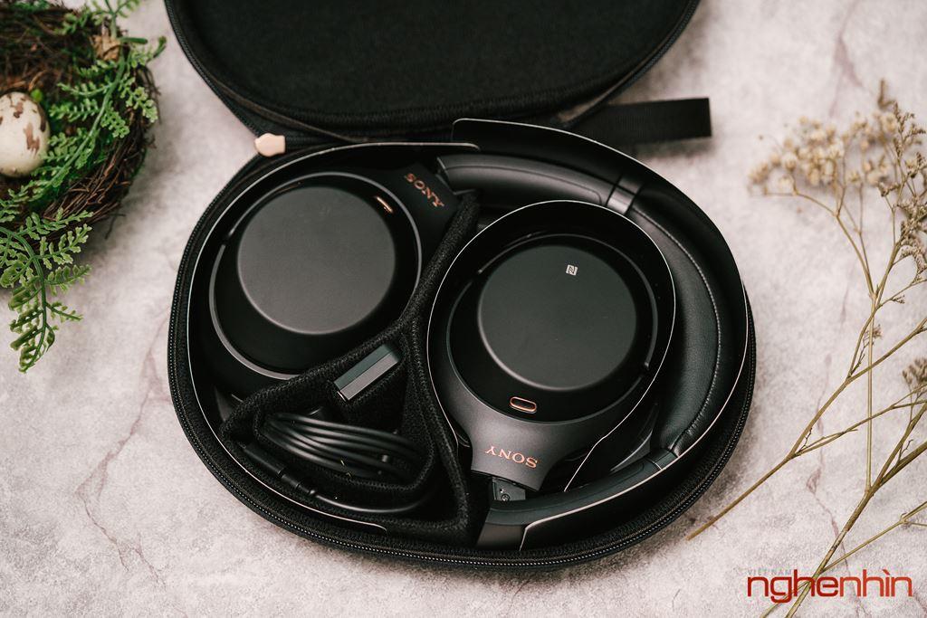 Đánh giá tai nghe không dây Sony WH-1000xm3: chất riêng của Sony ảnh 5