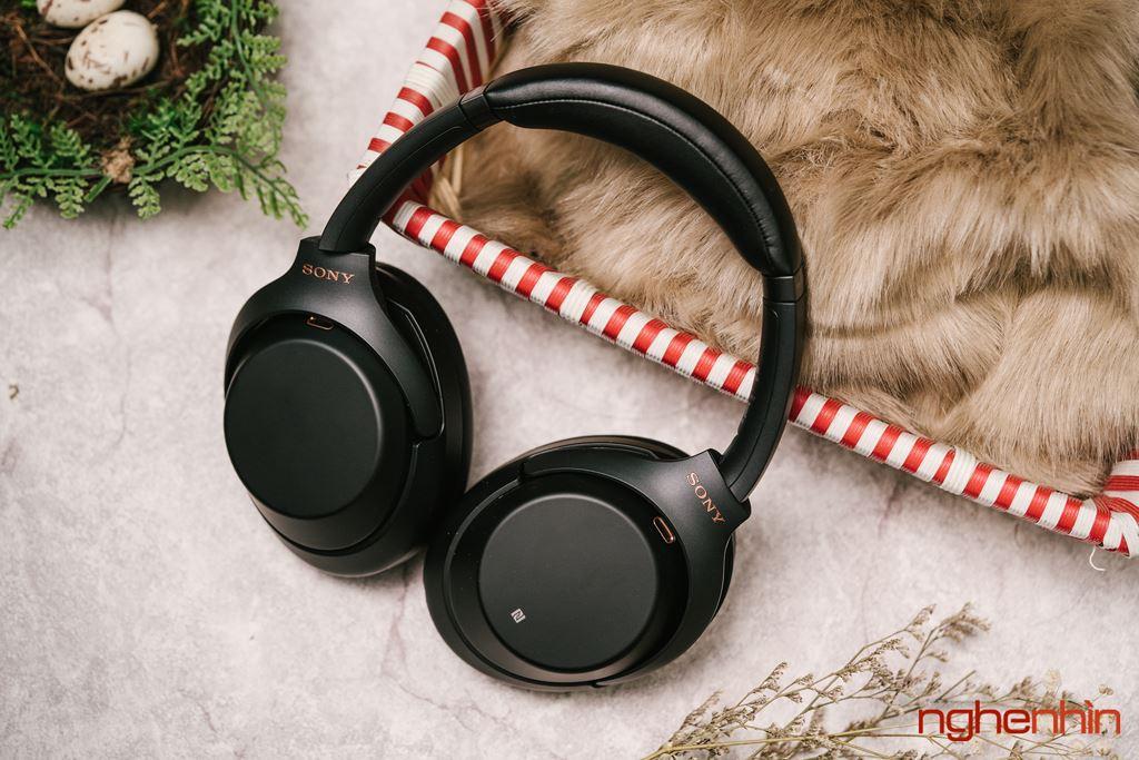 Đánh giá tai nghe không dây Sony WH-1000xm3: chất riêng của Sony ảnh 7