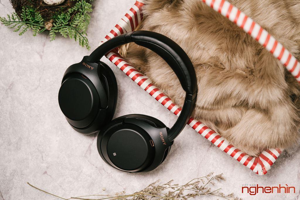 Đánh giá tai nghe không dây Sony WH-1000xm3: chất riêng của Sony ảnh 17