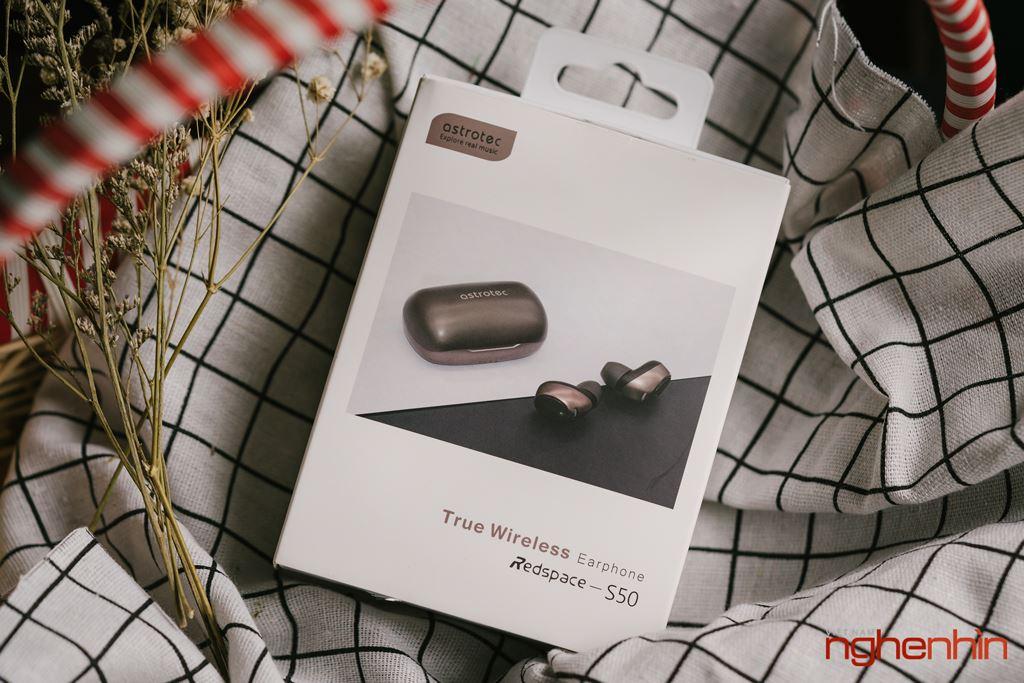 Đánh giá tai nghe không dây Astrotec S50 - phiên bản'đại chúng' của đàn anh S60 ảnh 1