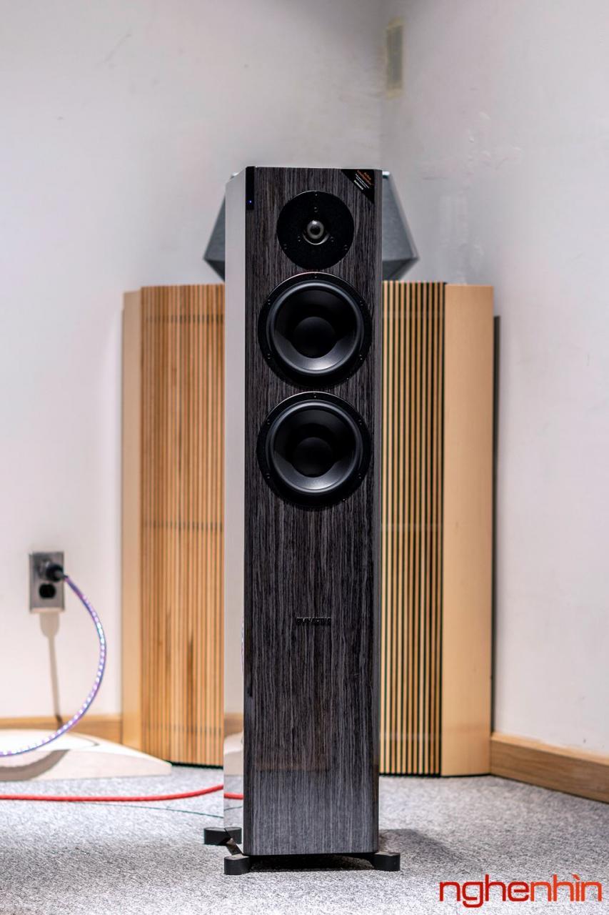 Hifi World giới thiệu Dynaudio Focus 30 XD: giải pháp âm thanh không dây cho gia đình ảnh 1