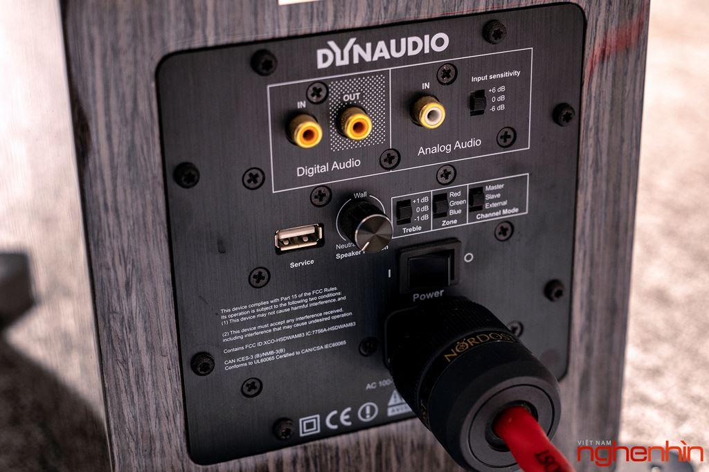 Hifi World giới thiệu Dynaudio Focus 30 XD: giải pháp âm thanh không dây cho gia đình ảnh 4