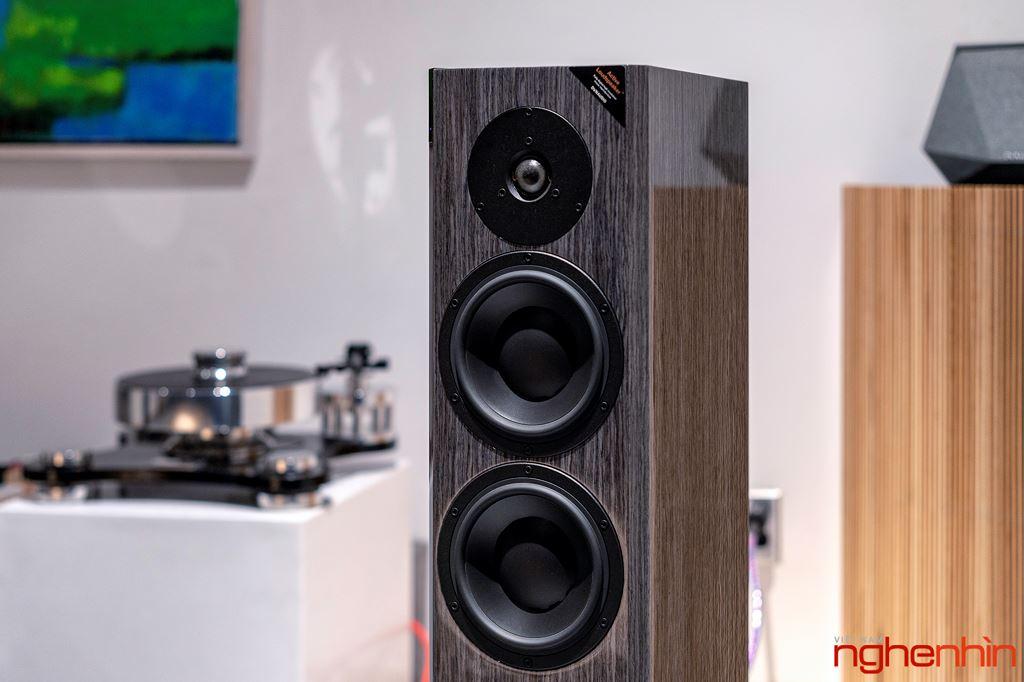 Hifi World giới thiệu Dynaudio Focus 30 XD: giải pháp âm thanh không dây cho gia đình ảnh 2