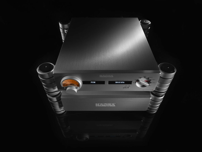Nagra trình làng bộ giải mã đèn HD DAC X