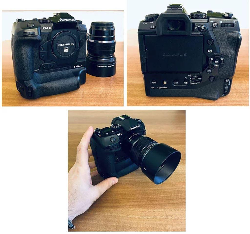 Olympus chuẩn bị ra mắt máy ảnh OM-D E-M1X dành cho người dùng chuyên nghiệp ảnh 3
