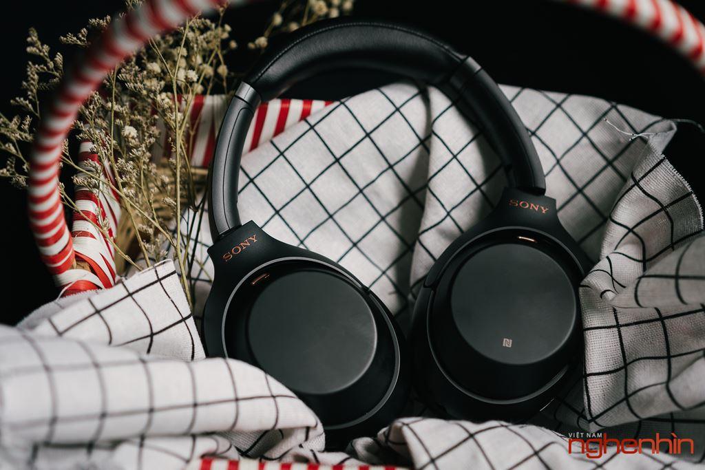 Đánh giá tai nghe không dây Sony WH-1000xm3: chất riêng của Sony ảnh 19