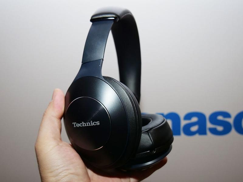 Technics giới thiệu bộ đôi tai nghe chống ồn EAH-F50B & EAH-F70N