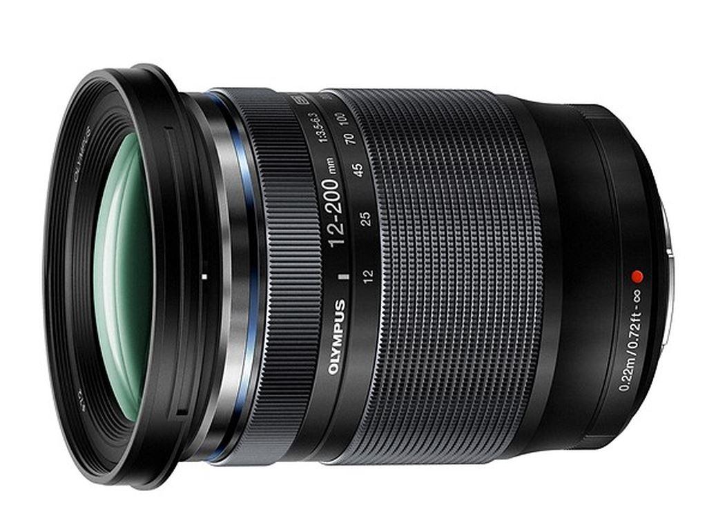 Olympus ra mắt ống kính siêu zoom 12-200mm F3.5-6.3 giá 900 USD ảnh 1