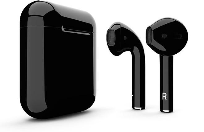 AirPods 2 có thêm tùy chọn màu đen, hỗ trợ sạc không dây, ra mắt vào tháng 3