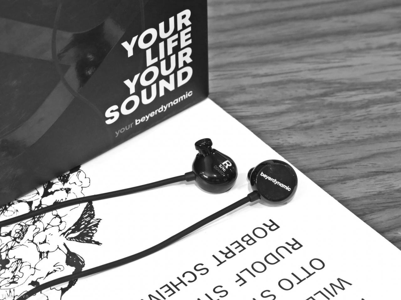 Beyerdynamic Beat Byrd - tai nghe in-ear xuất sắc với giá 600k