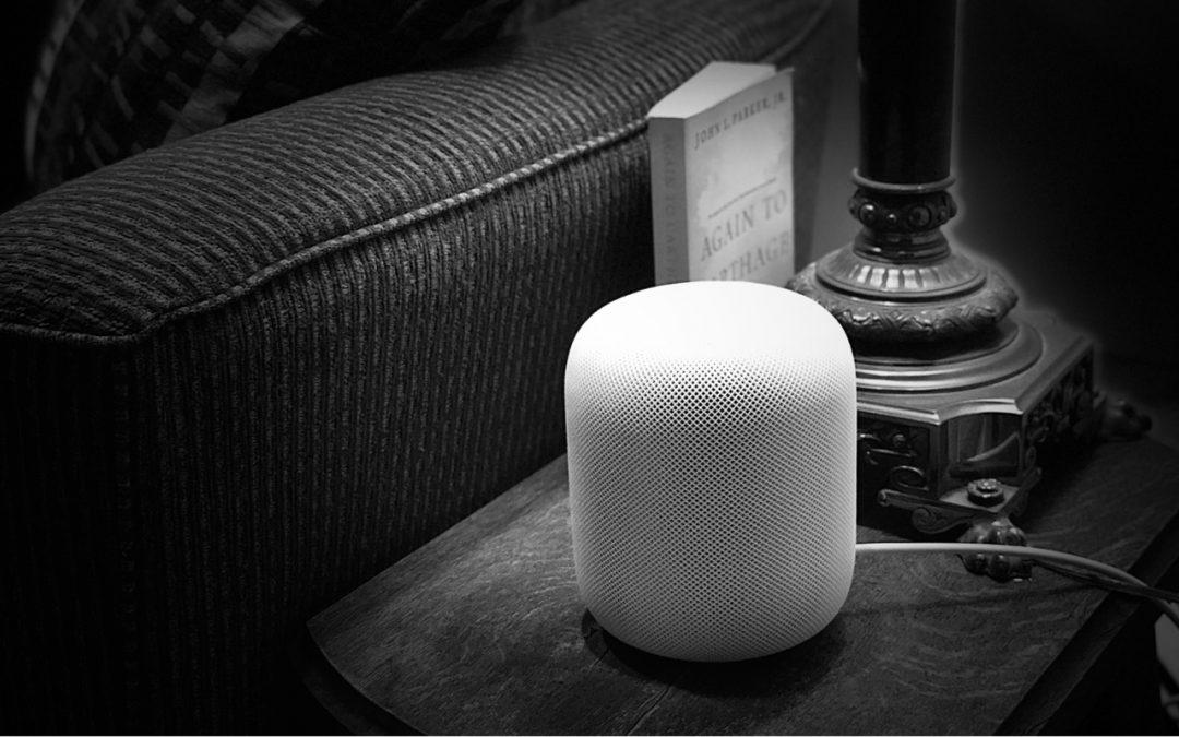 HomePod mới có thể sẽ được trang bị tính năng điều khiển bằng cử chỉ, Face ID, Siri có cảm xúc