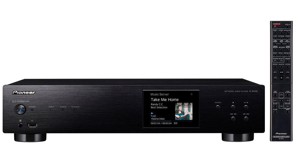 Pioneer N-30AE, N-50AE, N-70AE: bộ ba đầu streaming DAC cấu hình tối ưu dành riêng cho Audiophiles ảnh 3