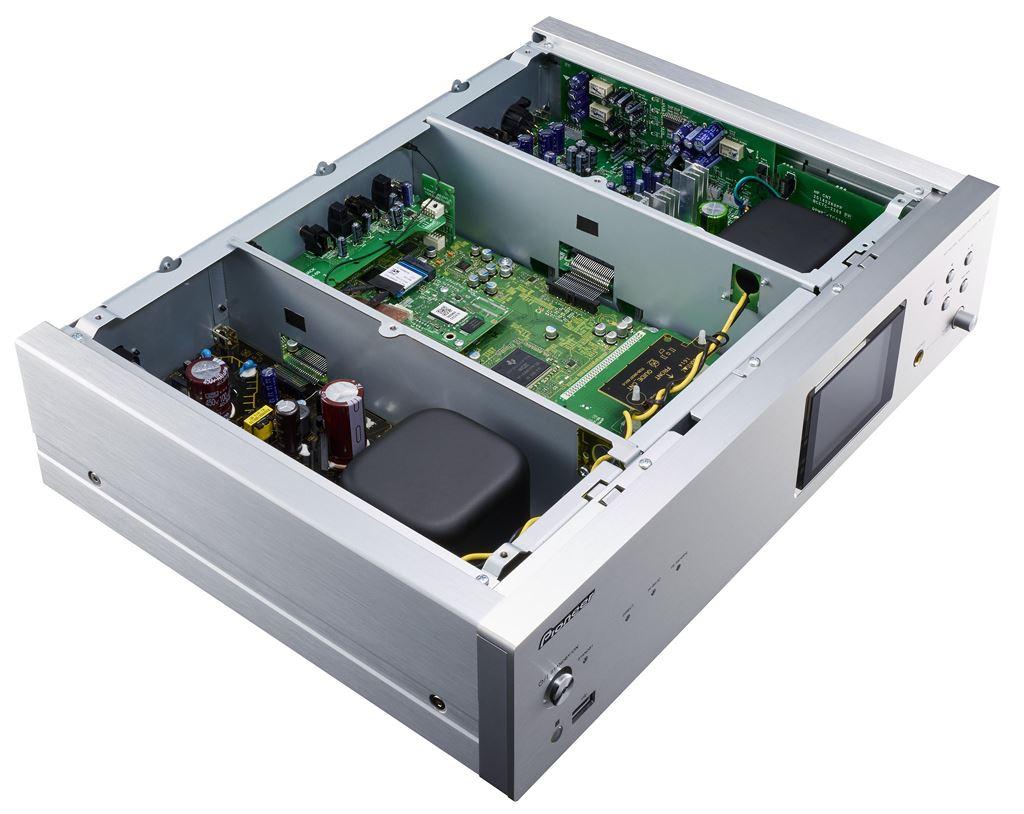 Pioneer N-30AE, N-50AE, N-70AE: bộ ba đầu streaming DAC cấu hình tối ưu dành riêng cho Audiophiles ảnh 6