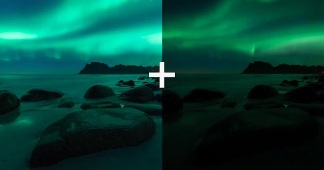 Kĩ thuật chụp phong cảnh ánh sáng khó: dùng kính lọc GND hay chụp chồng hình? - Ảnh 3.