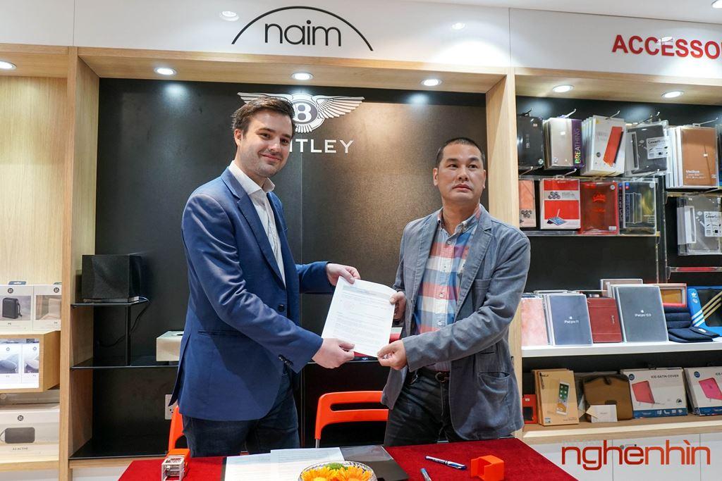 Digiworld trở thành nhà phân phối và bảo hành độc quyền của Naim Audio tại Việt Nam ảnh 1