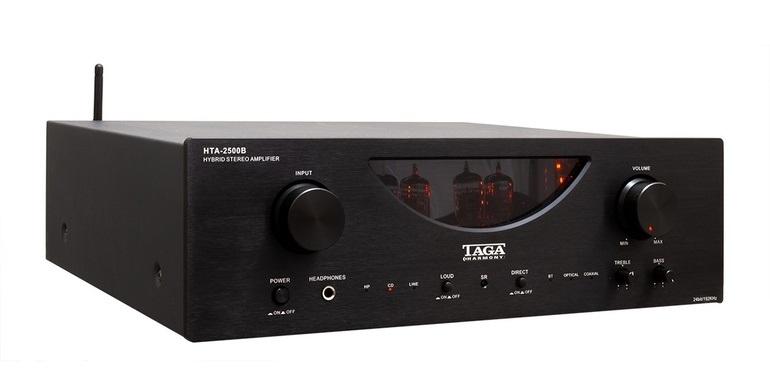Ampli hybrid TAGA Harmony HTA-2500B