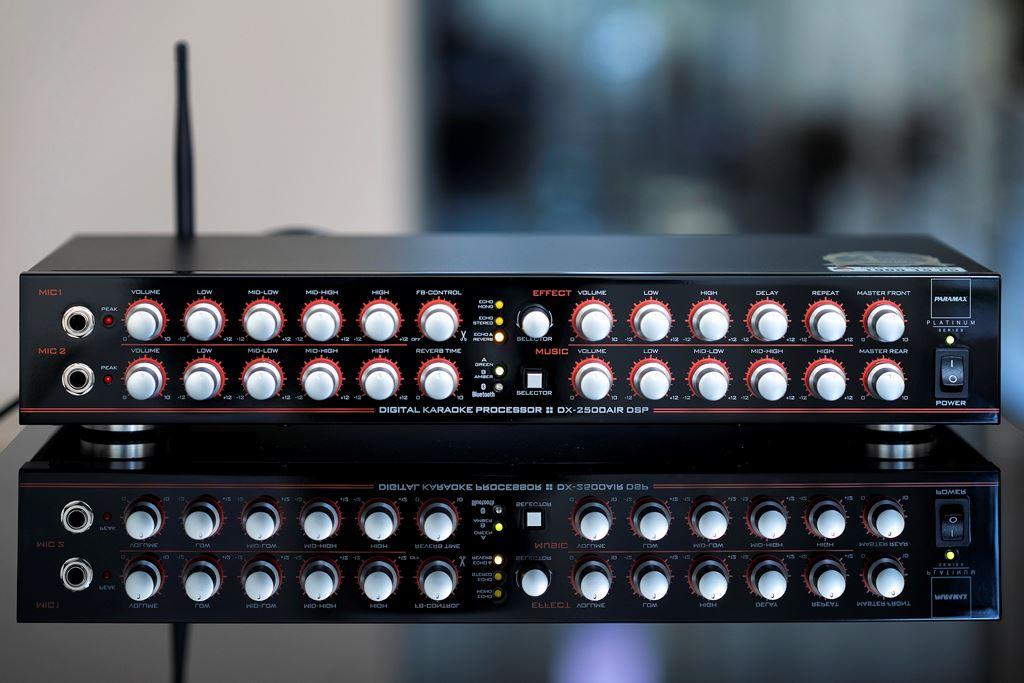 PARAMAX PLATINUM DX-2500AIR DSP giải pháp hiệu quả cho trải nghiệm Karaoke chuyên nghiệp tại gia ảnh 2
