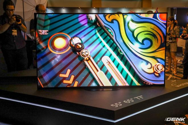Sony giới thiệu dòng TV Bravia thế hệ 2019: vi xử lý hình ảnh X1 Ultimate mới, có thêm hệ thống loa Center giúp trải nghiệm âm thanh trung thực hơn - Ảnh 2.