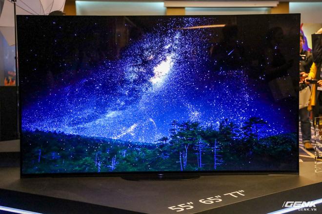 Sony giới thiệu dòng TV Bravia thế hệ 2019: vi xử lý hình ảnh X1 Ultimate mới, có thêm hệ thống loa Center giúp trải nghiệm âm thanh trung thực hơn - Ảnh 9.