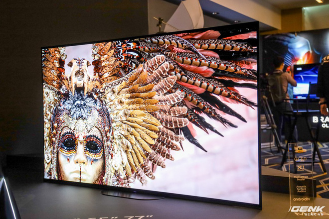 Sony giới thiệu dòng TV Bravia thế hệ 2019: vi xử lý hình ảnh X1 Ultimate mới, có thêm hệ thống loa Center giúp trải nghiệm âm thanh trung thực hơn - Ảnh 8.
