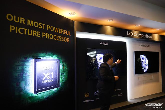 Sony giới thiệu dòng TV Bravia thế hệ 2019: vi xử lý hình ảnh X1 Ultimate mới, có thêm hệ thống loa Center giúp trải nghiệm âm thanh trung thực hơn - Ảnh 4.