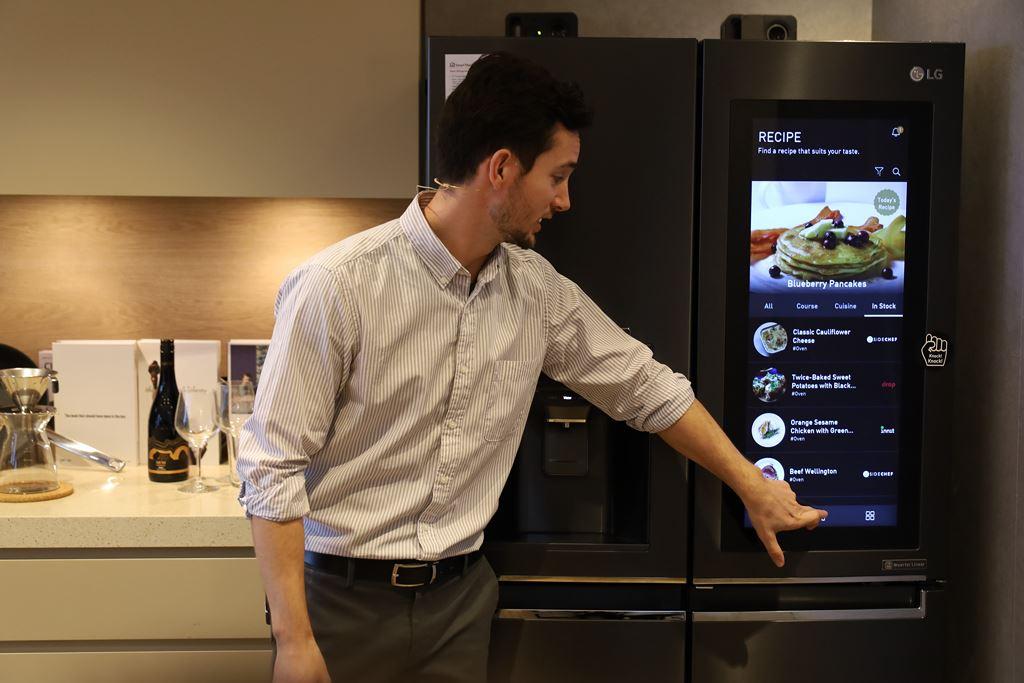 Điểm mặt các sản phẩm nổi bật của LG Home ảnh 7