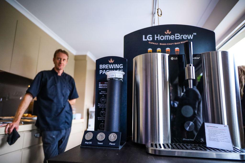 Điểm mặt các sản phẩm nổi bật của LG Home ảnh 9