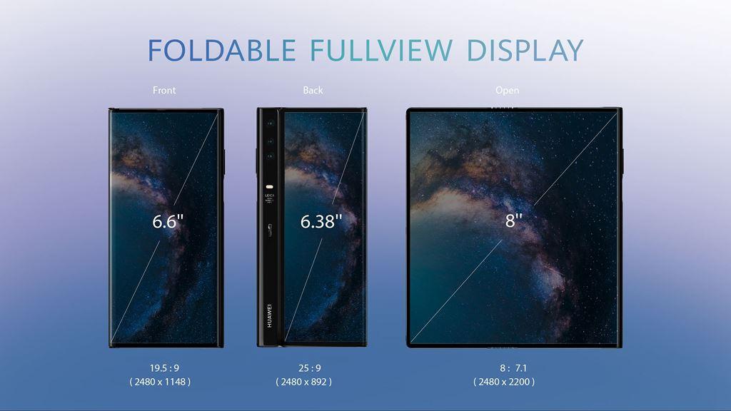 Huawei Mate X và Galaxy Fold: mặc sức sáng tạo ảnh 2