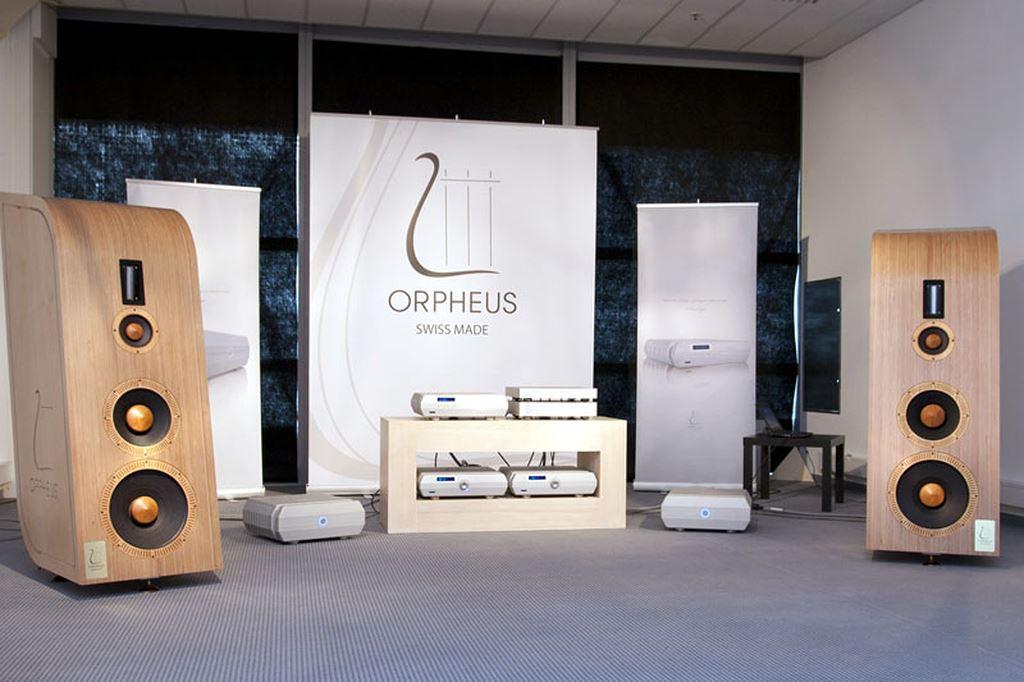 Cặp loa hi-end Orpheus SP3.0 - Siêu phẩm âm thanh hiếm có để sưu tầm ảnh 1