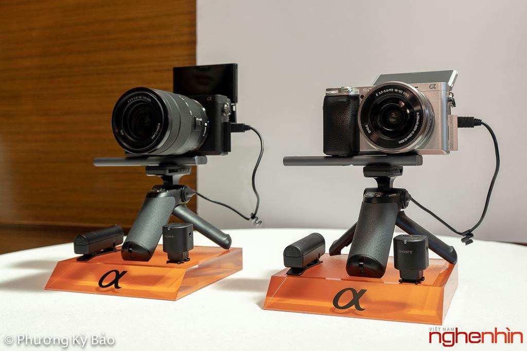 Trên tay Sony A6400: quái vật tốc độ mới trong dòng máy ảnh mirrorless APS-C ảnh 1