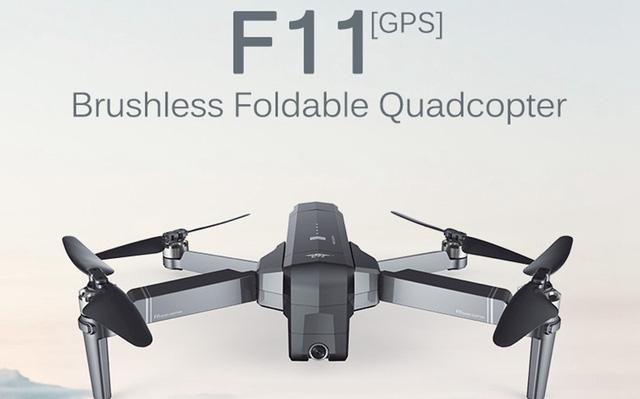 """SJRC F11 xứng đáng được đứng """"top"""" trong những chiếc flycam giá rẻ hiện nay"""