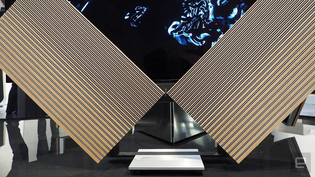 Bang và Olufsen hé lộ thông tin về TV OLED tuyệt đẹp với hệ thống loa độc đáo ảnh 1