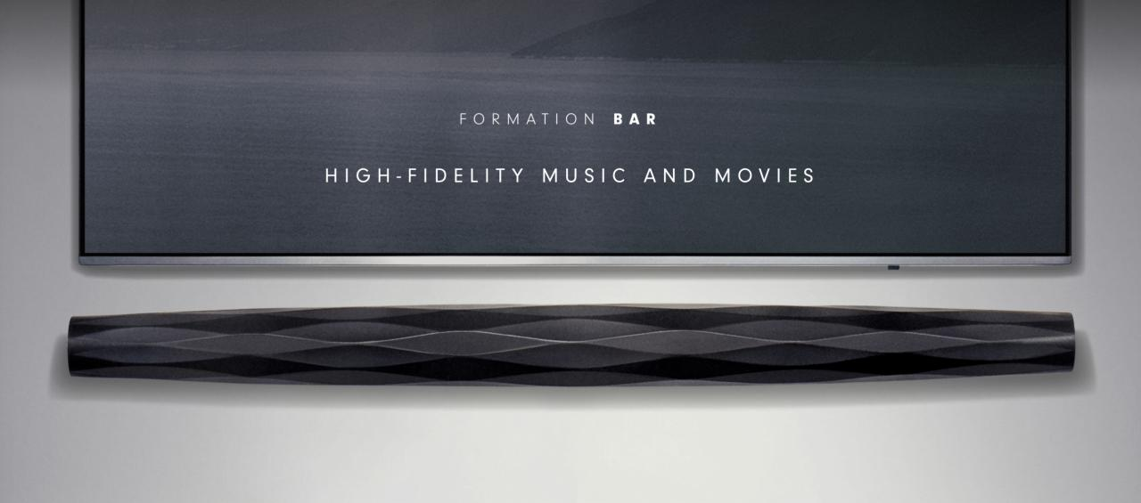 Bowers & Wilkins Formation, hệ thống loa multi-room cao cấp, AirPlay2, stream không dây 24bit/96kHz
